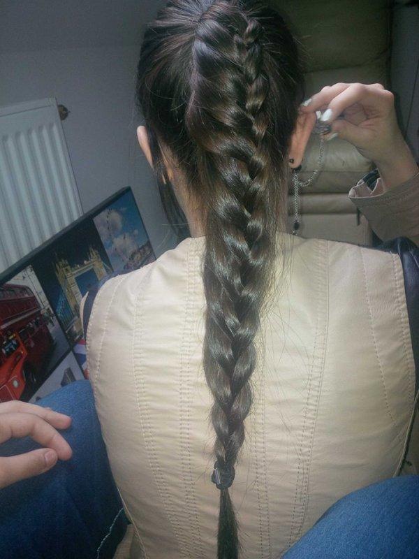 Mes cheveux *-*