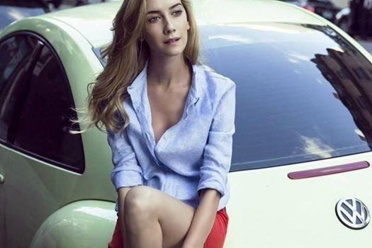 So Pretty ! : Nouvelle photo du photo shoot de Miss Alonso.