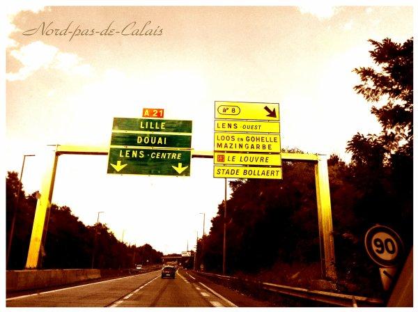 Nord-pas-de-Calais - Lens - Liévin - Berck