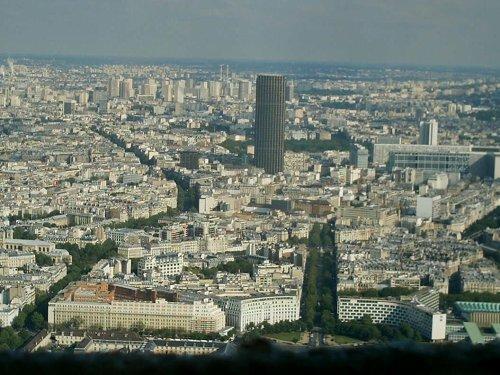 Photos du voyage à Paris