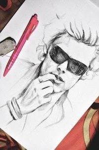Pause dessins des One Direction ♥️