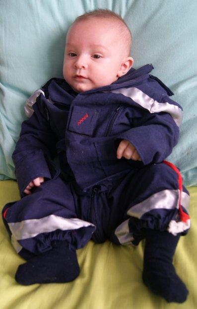 La tenue de pompier