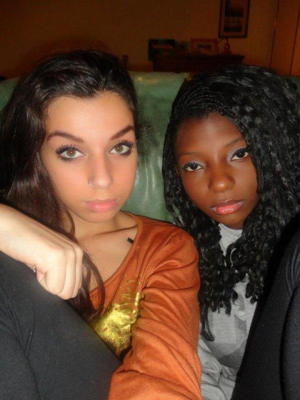 Sarah et moi :)