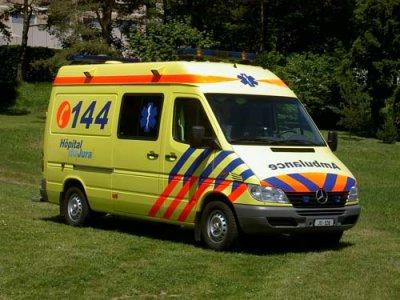 Ambulance de Delémont