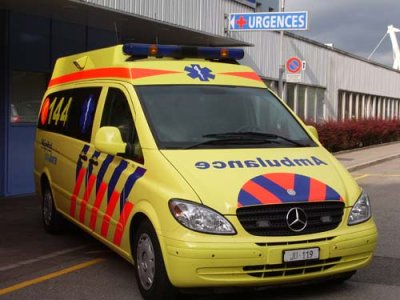 Ambulance de Porrentruy