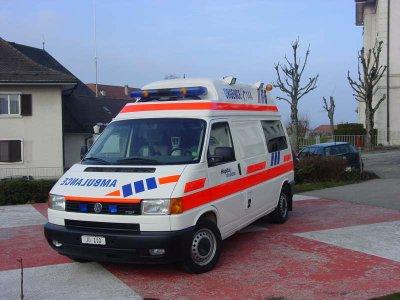 Ambulance de Saignelégier