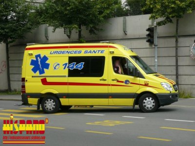 Ambulance de Lausanne