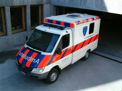 Ambulance de Davos