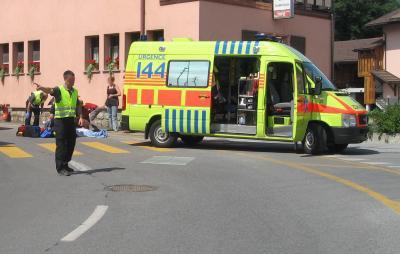 Ambulance de Sion