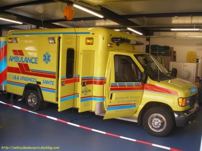Ambulance d'Yverdon