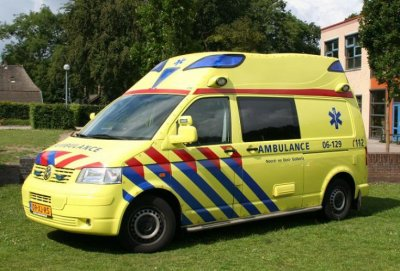 Ambulance VW