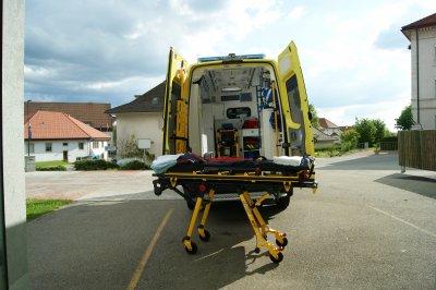 Ambulance de Saignlégier