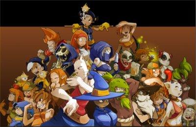 Quel est votre personnages ???