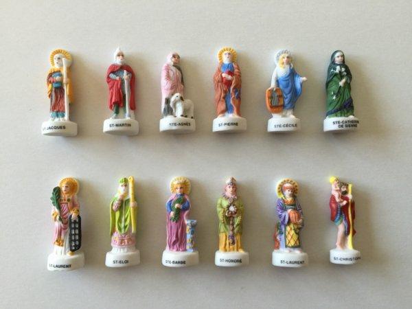 142 / les saints patrons