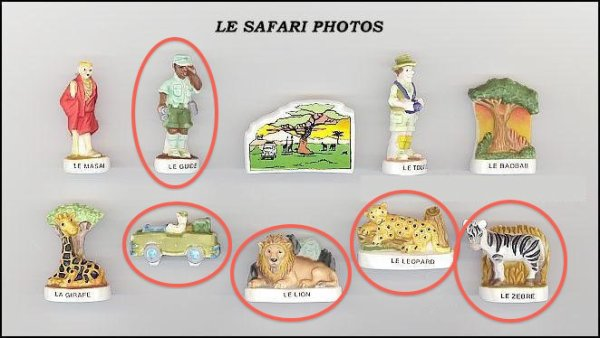 le safari photos