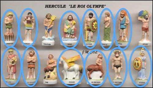 hercule,le roi olympe
