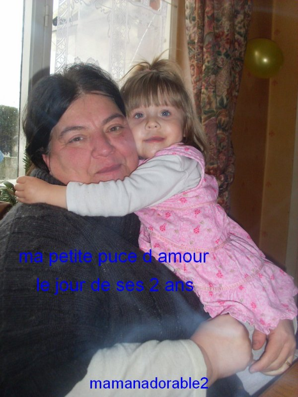ma puce d amour