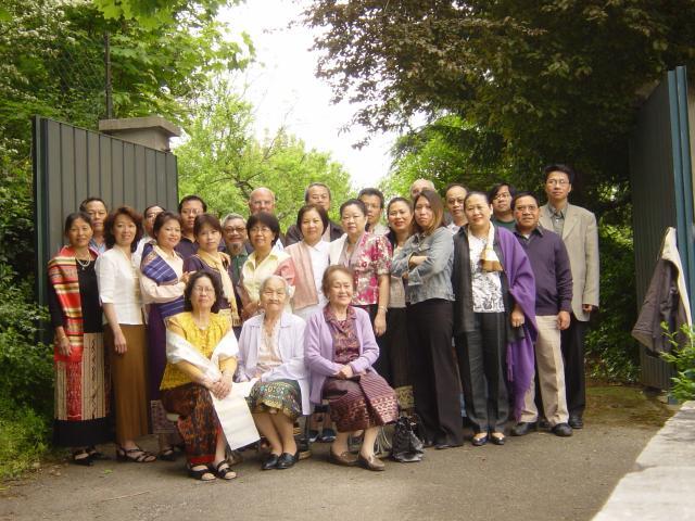 Les activités de l'Association des Catholiques lao en France