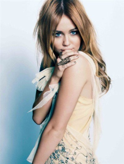 Nouveau shooting de miley cyrus !