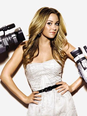 Shooting photo de lauren conrad