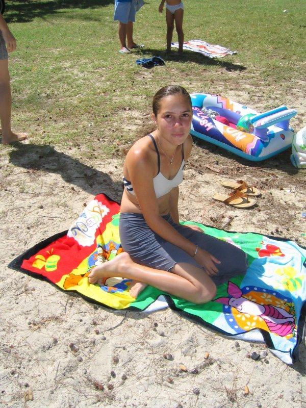c moi a la plage!!!!!!!!!!!!!!!
