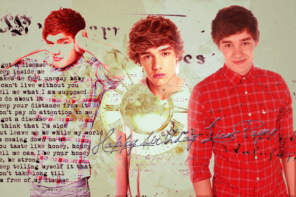 - Happy Birthday Liam Payne -