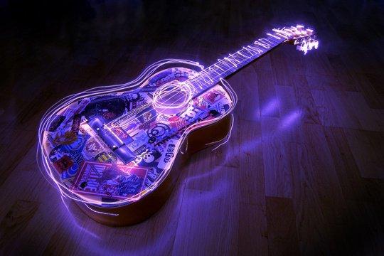 Sans la musique, la vie serait une erreur.