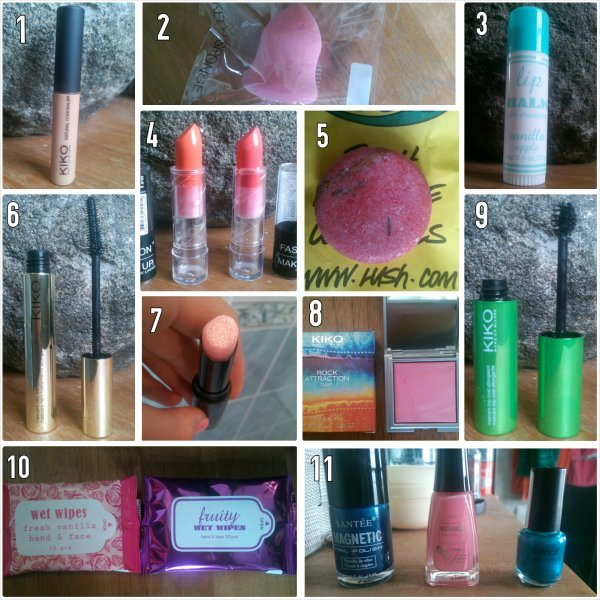 HAUL n°2 (Makeup & soins)