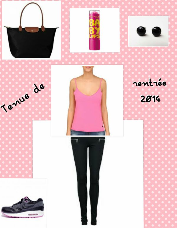 BACK TO SCHOOL : tenue 1