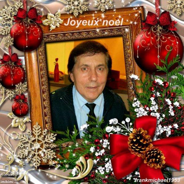 Bon réveillon à tous et Joyeux Noël