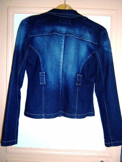 veste jeans taille M/L