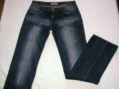 jeans délavé T40