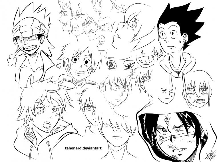 Quelque dessins ^-^
