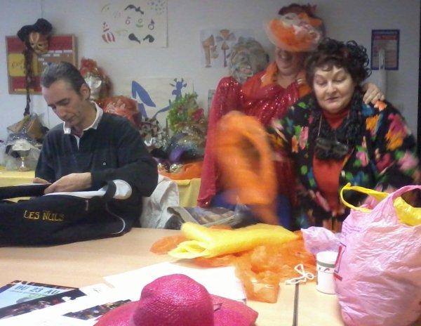 Carnaval de Tours 2014: - Créas Club Mory