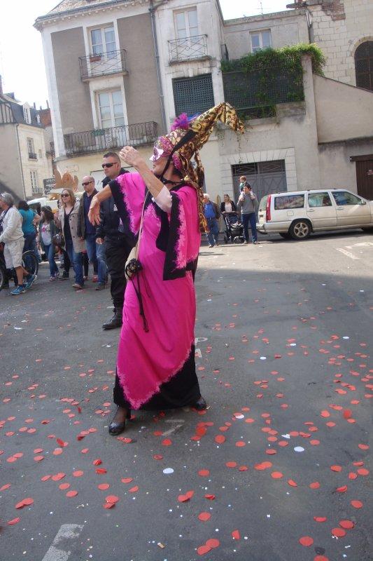 Carnaval à Tours  2014: - Un Conte Dansé!!!