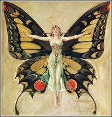 Fées Papillons