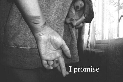 Chapitre 1: Tu avais promis