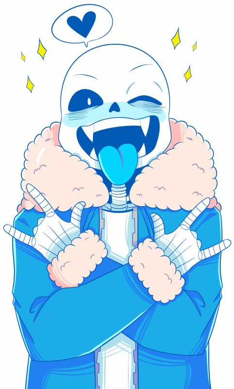 [Sans ~ Commune] You're gonna have a bad time ! -Sans