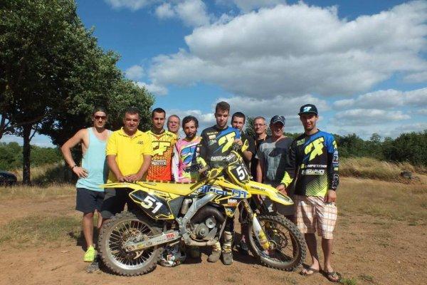 team 24h : 2F-MMR france
