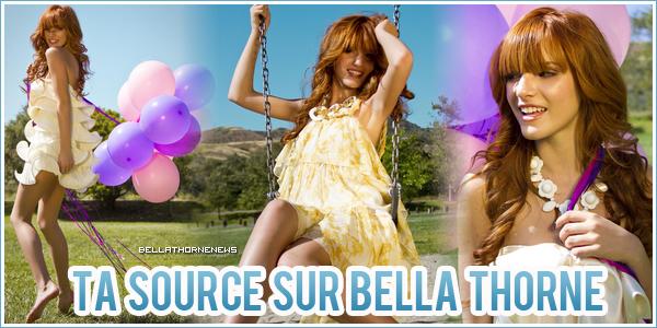 BellaThorneNews, ta meilleure source sur Bella Thorne