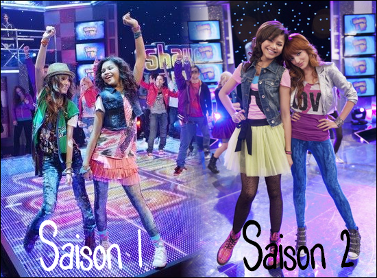 Article spécial Shake it Up !