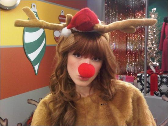 SIU épisode Noël + photo de fan + TTI + Frenemies.