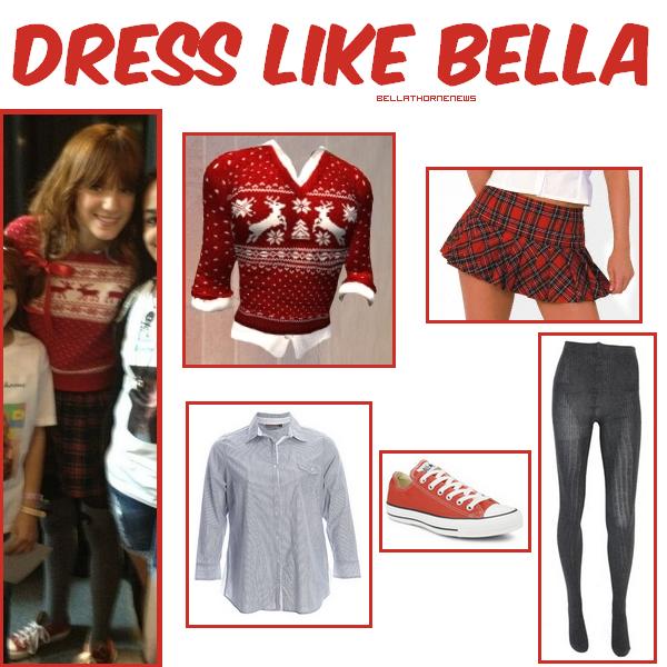 Habille-toi comme Bella à Las Vegas le 4 décembre !
