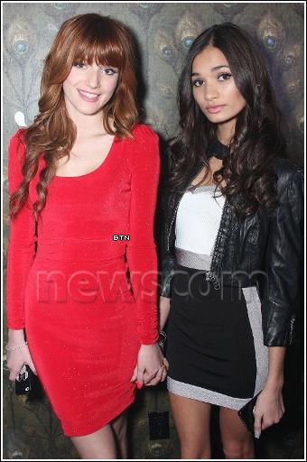 Nouvelles photos de Bella à l'anniversaire de Jasmine Villegas + autres infos diverses