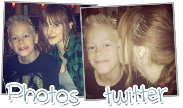 Photos Twitter + coin vidéos