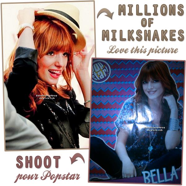 New photoshoot + Bella à Bloomington + Bella signant des autographes