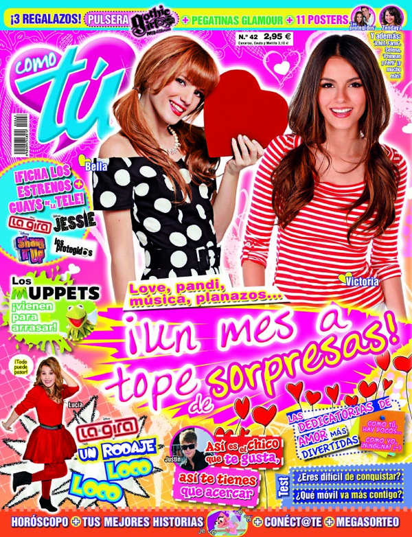 "Photos personnelles + photo Twitter + photoshoot + CD ""Live to dance"" + scan magazines"