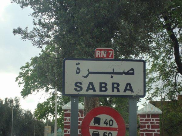 sabra entrée est