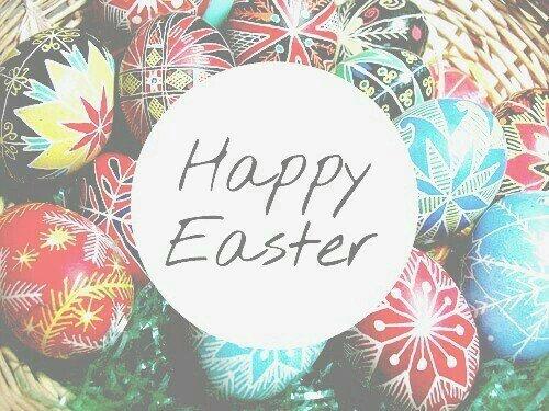 ♔ Joyeuses Pâques!