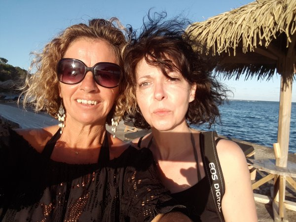 Quand l amitié  vient en Guadeloupe ...merci Nath etLolo
